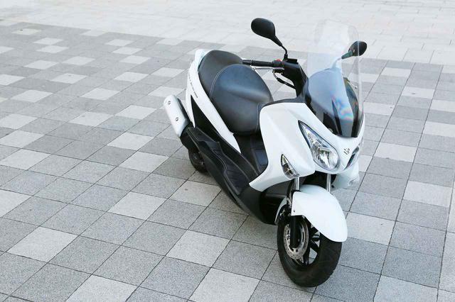 画像: 時代は原付二種125ccや150ccが主流なのに……