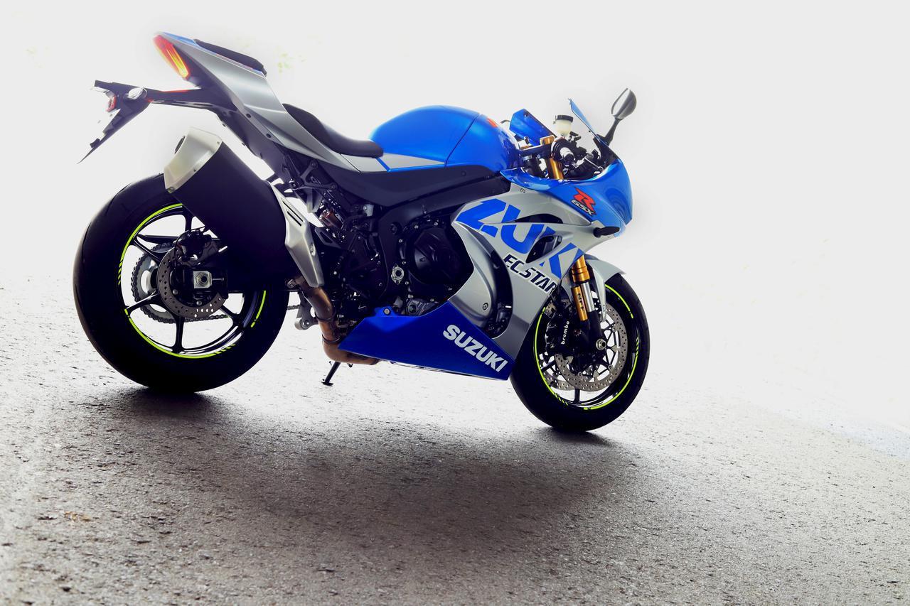 画像2: 【前編】買う・買わないは別でいい。でもスズキの最高峰『GSX-R1000R』っていうバイクのことを知っておいて損はない - スズキのバイク!
