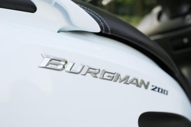 画像1: 長く乗れるバーグマン200は結果的にコスパが高い!