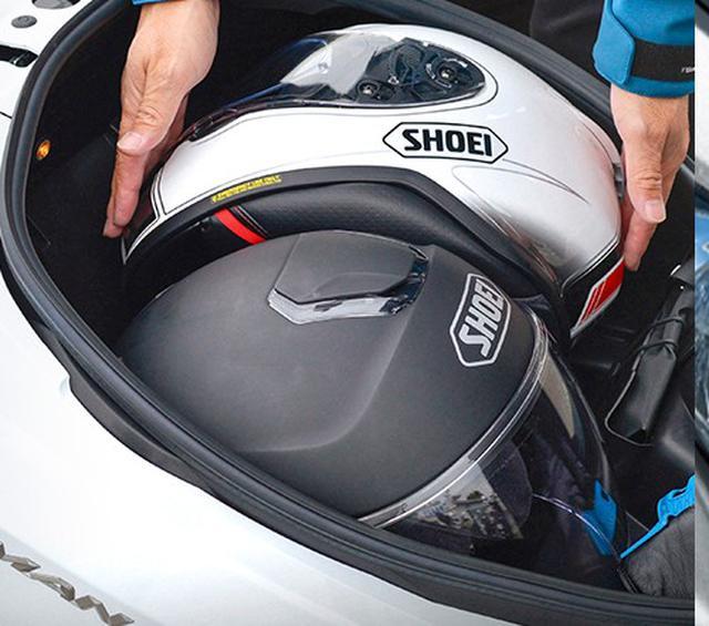 画像: 150ccのバイクより、スズキの200ccスクーター『バーグマン200』をおすすめしたくなる2つの〇〇とは?【SUZUKI BURGMAN200 試乗インプレ②】