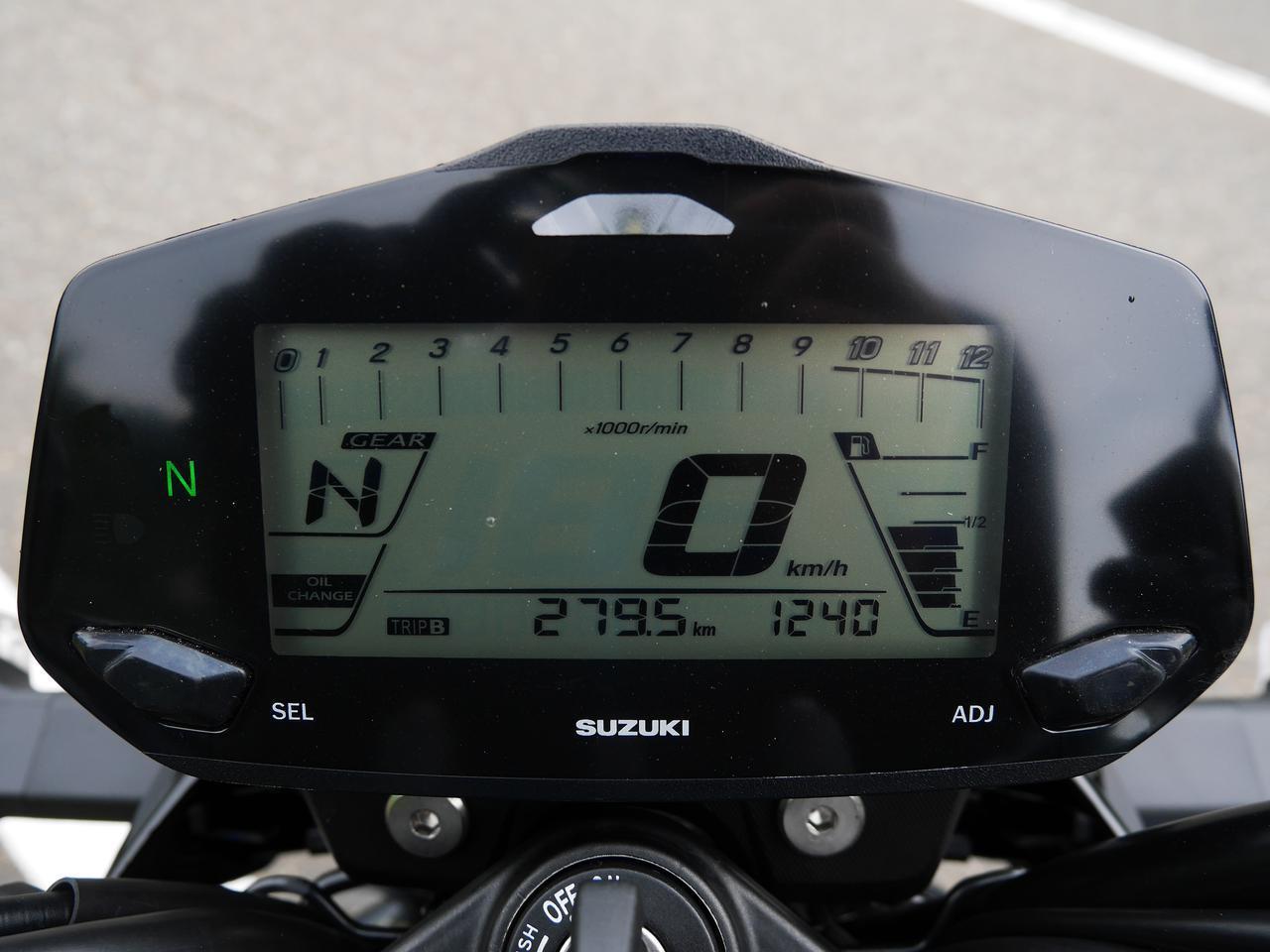 画像2: ジクサー150は一般道ツーリングが快適すぎる