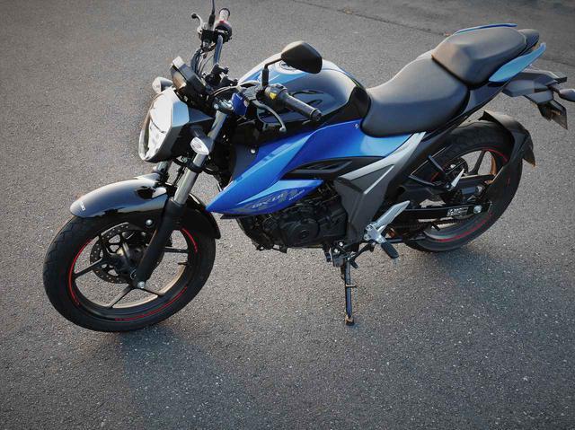 画像2: スズキ『ジクサー150』は名車と呼べるバイクです!