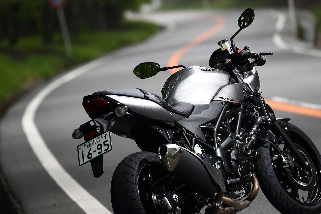 画像1: バイクの楽しさはコーナリングだけじゃない