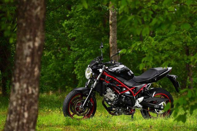 画像2: バイクの楽しさはコーナリングだけじゃない