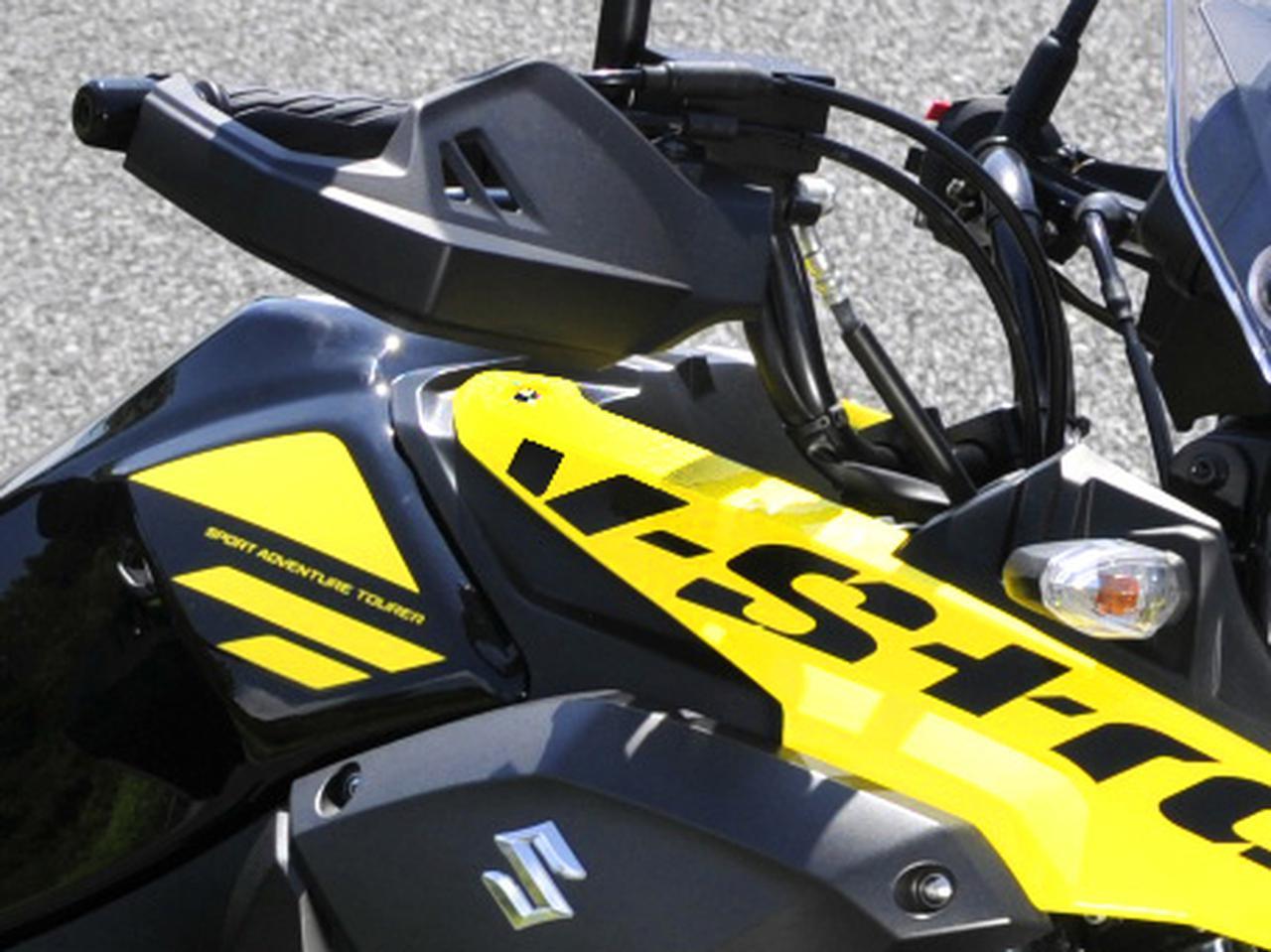 画像1: スズキのバイクにある『謎の穴』の正体は?【スズキ アルティメットクイズ⑦/難易度☆☆】