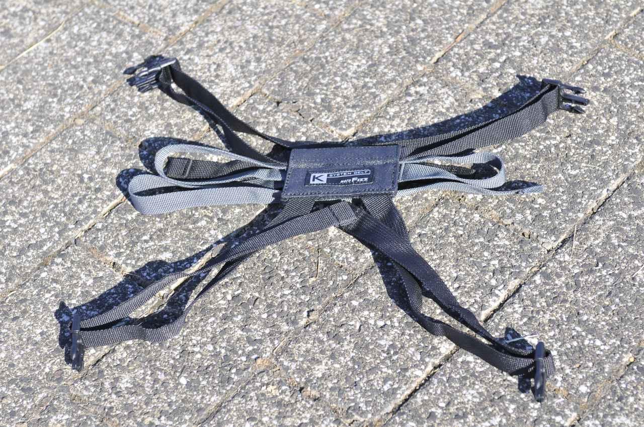 画像2: GSX-S1000Fでいちばん安心なのは小型シートバッグ!