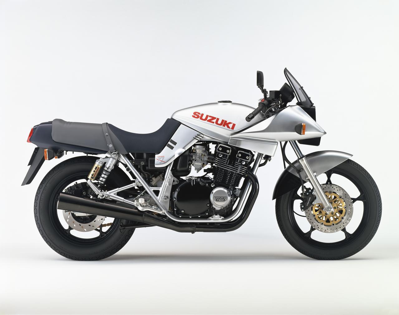 画像: 【クイズ】バイク好きなら知ってて当然? 伝説の『KATANA』のこと - スズキのバイク!
