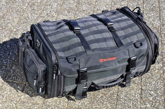 画像: スズキの『GSX-S1000F』に2泊3日ツーリングできるバッグを積みたい!