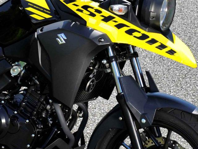 画像3: スズキのバイクのカウルには『謎の穴』が空いている