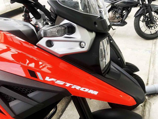 画像2: スズキのバイクにある『謎の穴』の正体は?【スズキ アルティメットクイズ⑦/難易度☆☆】