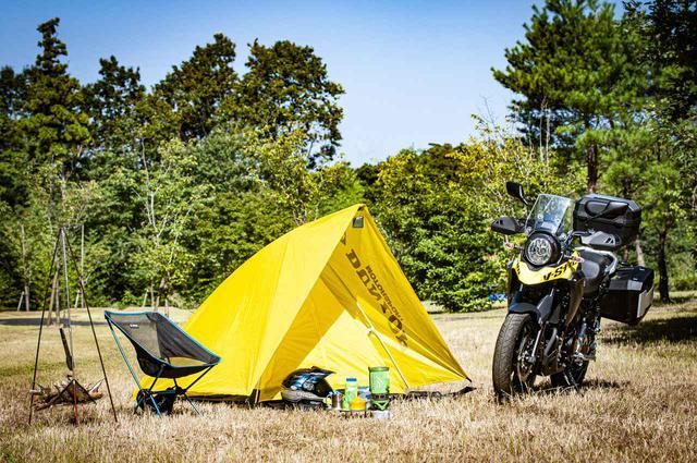 画像: 250cc最強のツーリングバイクはスズキ『Vストローム250』で決定!