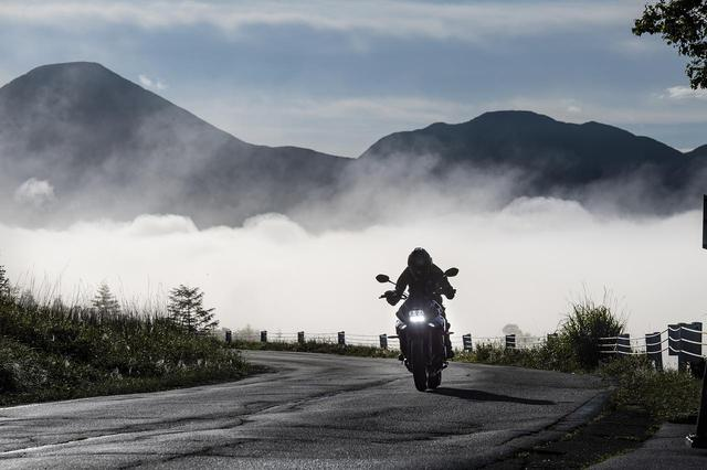 画像2: スズキの『カタナ』はスポーティに走るだけのバイクじゃない