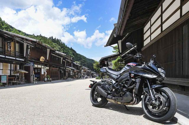 画像: ※奈良井宿の宿場内は住民以外の方の自動車・バイクを含む車両の通行はできません。撮影は許可を得て行われています。(2019年7月23日時点)