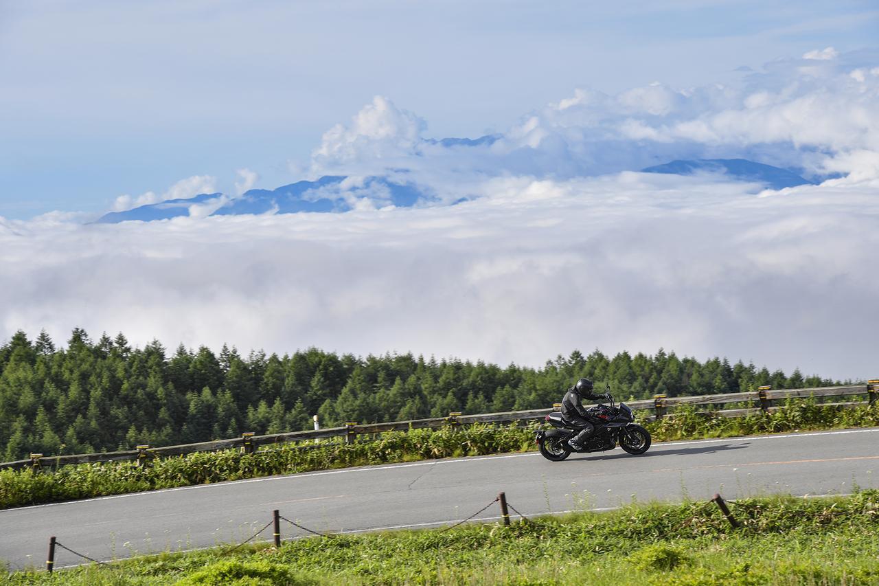 画像4: スズキの『カタナ』はスポーティに走るだけのバイクじゃない