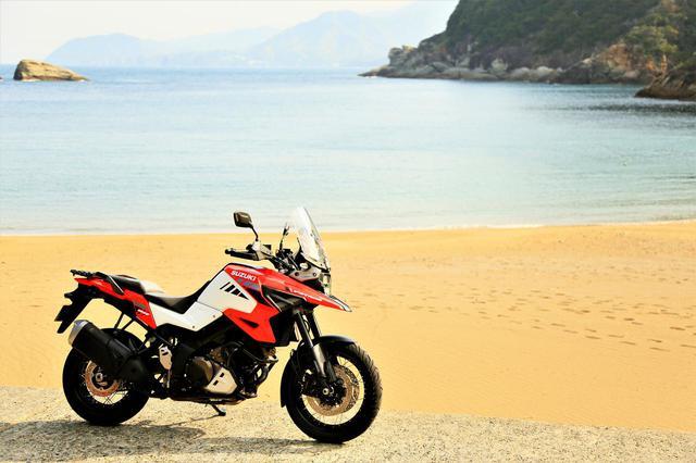 画像: その瞬間、新型『Vストローム1050』は先代を超えたと確信した - スズキのバイク!