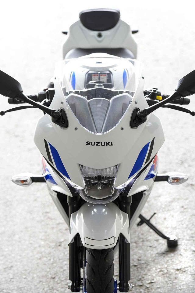 画像: 原付二種/125ccは力技で誤魔化せない…… だから『スムーズ』を大型バイクの3倍くらい大切に!【SUZUKI GSX-R125 修行インプレ 後編】
