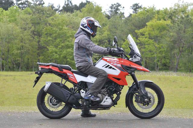 画像: 足着き性や価格など!スズキ新型『Vストローム1050XT』を現実的に考える - スズキのバイク!