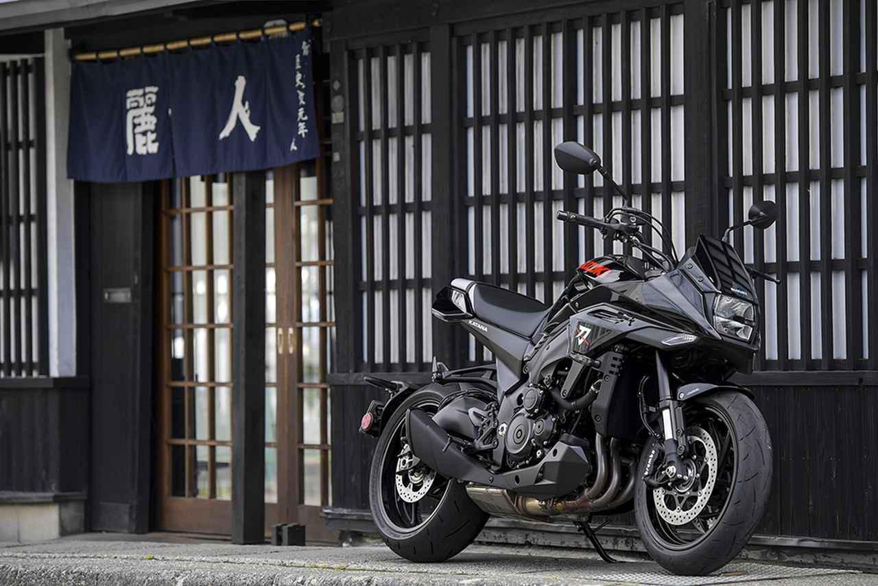 画像: 高性能バイクだけど新型『カタナ』の本質はそこじゃない? 燃費や航続距離も測ってみたけれど……  - スズキのバイク!