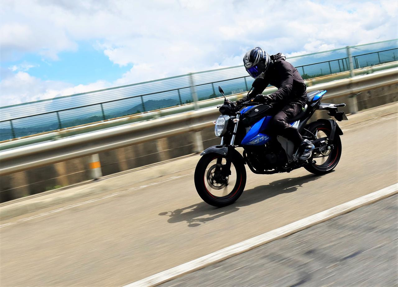 画像: 【その②】東京から満タンで何キロ走れる? スズキ新型『ジクサー150』の燃費に挑む! - スズキのバイク!