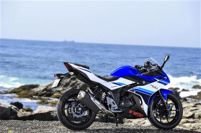 画像: GSX250Rの走りだけは、どうあっても他の250ccスポーツバイクじゃ真似できない - スズキのバイク!