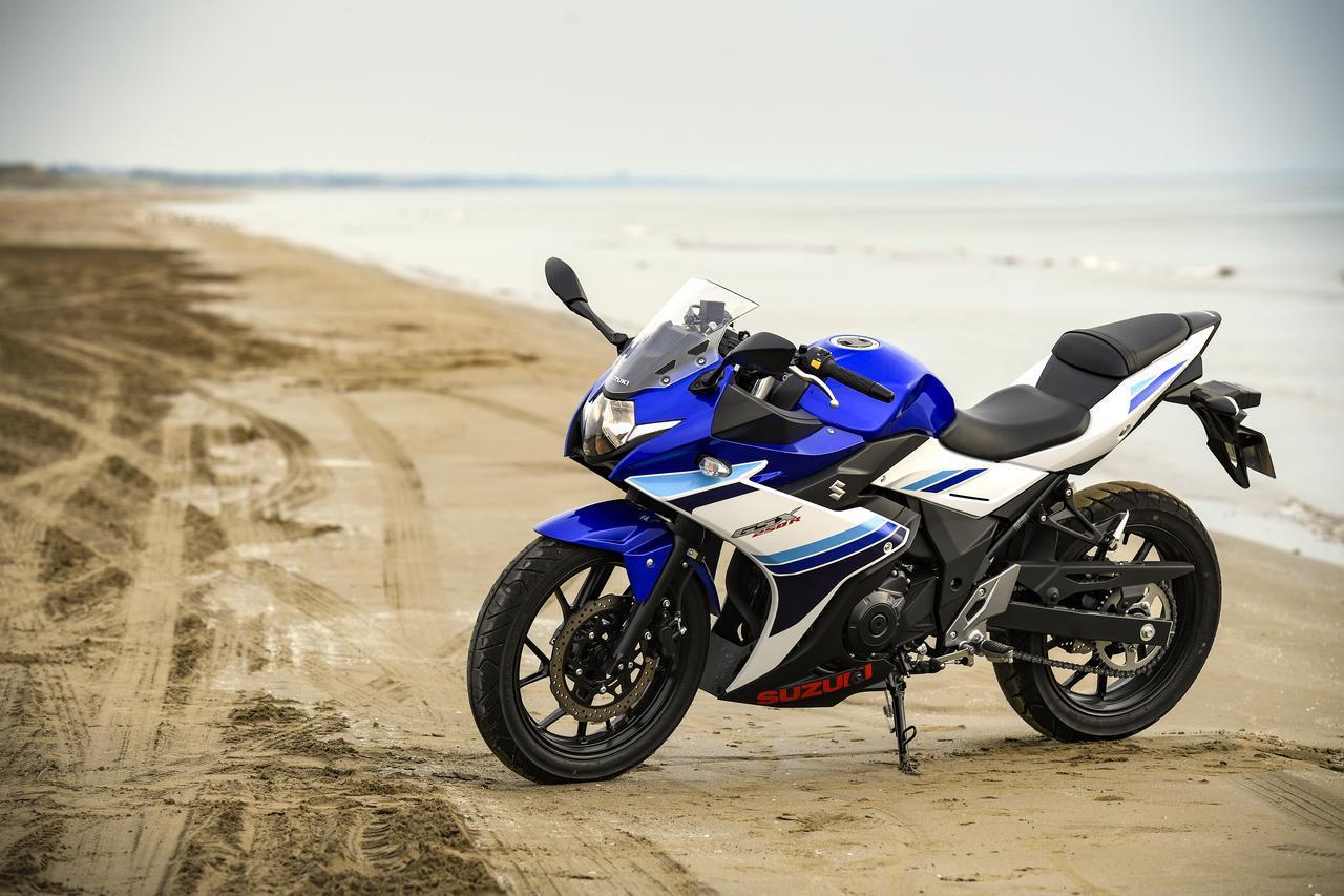 画像3: GSX250Rは「旅のもう1歩」が踏み出せる250ccバイク