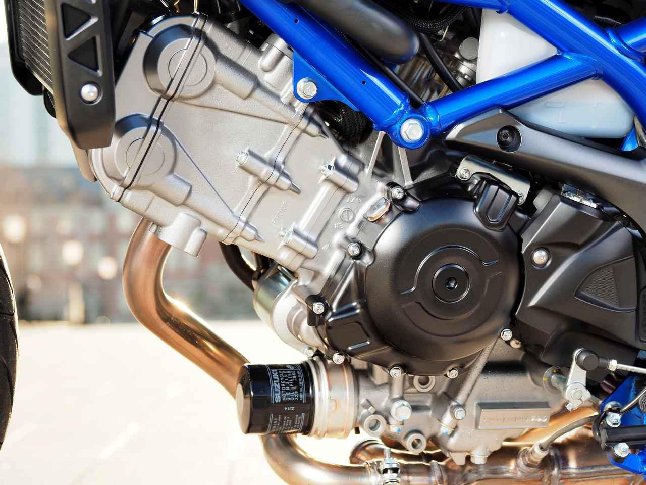画像4: SV650は『ブレーキ強化』で何が変わる?