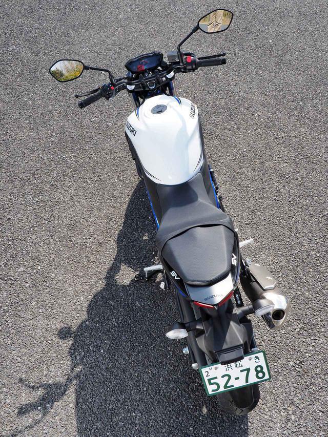 画像2: 大型バイク免許があっても、あえて650ccを選ぶ。その理由はスズキ『SV650』に乗るとよくわかる!【SUZUKI SV650/試乗インプレ②/後編】