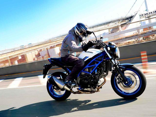 画像1: シンプルに『バイクで走ること』は好きですか?