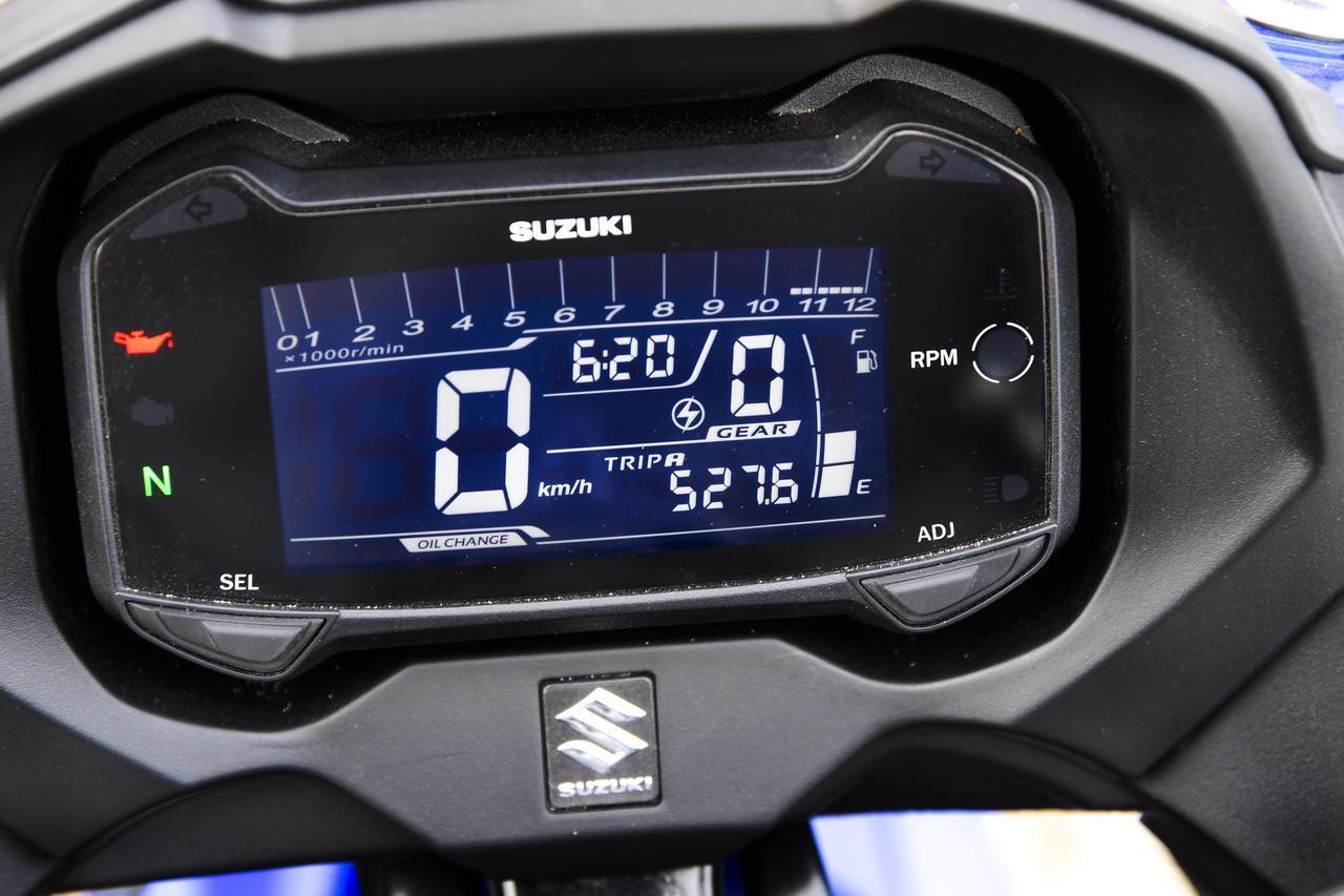 画像1: GSX250Rは「旅のもう1歩」が踏み出せる250ccバイク