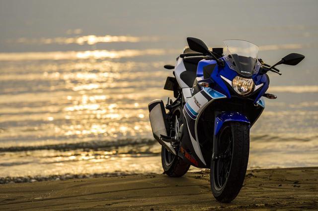 画像2: GSX250Rは「旅のもう1歩」が踏み出せる250ccバイク