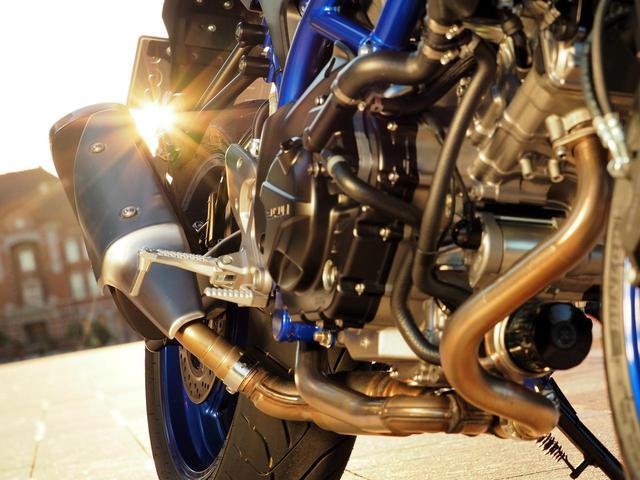 画像5: SV650は『ブレーキ強化』で何が変わる?