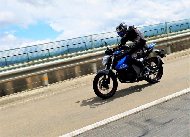 画像: 東京から満タンで何キロ走れる? スズキ新型『ジクサー150』の燃費に挑む!- スズキのバイク!