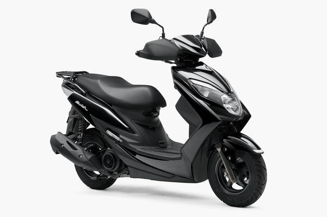 画像3: コスパ高すぎ! スズキの原付二種(125cc)スクーターと原付(50cc)スクーターには無料で『盗難補償』が付いてくるの知ってる?