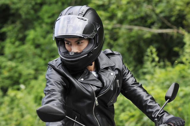 画像3: 実は撮影に潜入していた『スズキのバイク!』の面々