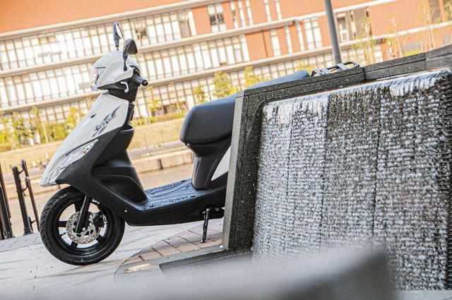 画像: スズキの125ccと50ccスクーターには無料で『盗難補償』が付いてくるの知ってる? - スズキのバイク!