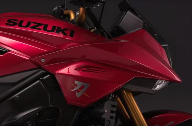 画像: 【動画紹介】新時代の『カタナ』には、やっぱりこれくらいやってほしい! - スズキのバイク!