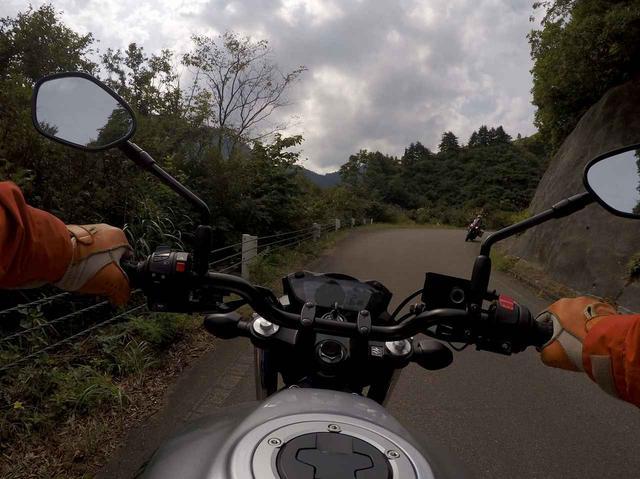 画像2: 沢!崖!対向車! 運ゲーとしか思えない酷道
