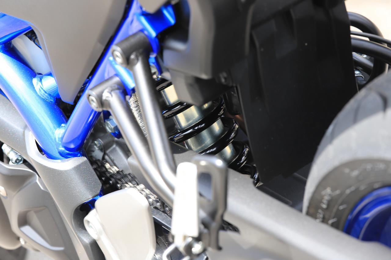 画像2: 650ccでもきっちり大型バイク!スズキ『SV650』で1泊2日700km走って感じた◎と✖【SV650ツーリング・インプレ】