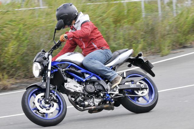 画像2: ① 大型バイクでトップクラスの扱いやすさ