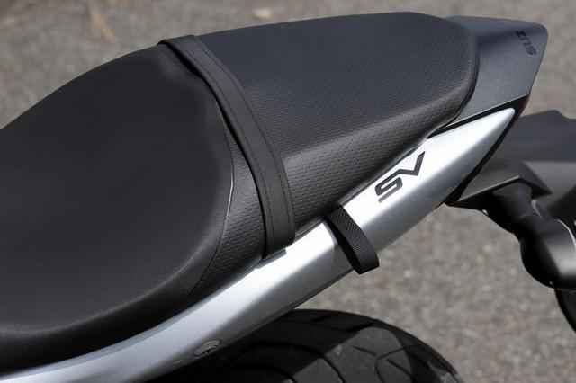 画像3: 650ccでもきっちり大型バイク!スズキ『SV650』で1泊2日700km走って感じた◎と✖【SV650ツーリング・インプレ】