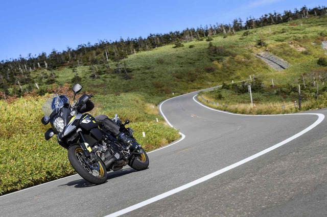 画像: 高速インターから近い! 岩手の八幡平アスピーテラインがダイナミックすぎる - スズキのバイク!