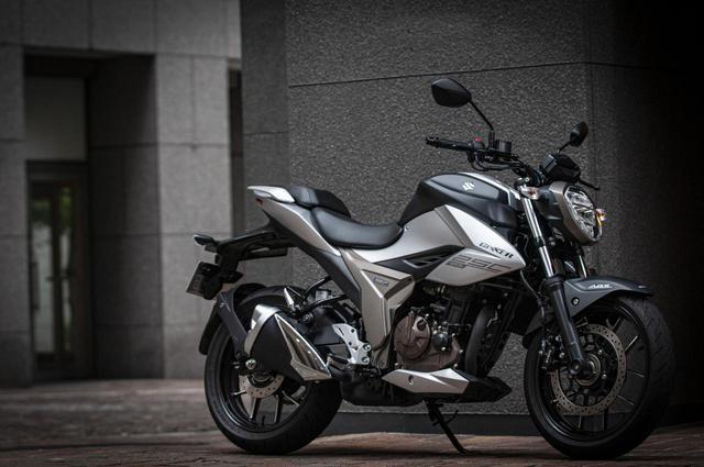 画像1: 実際のところ250ccのバイクとして『ジクサー250』はどう?