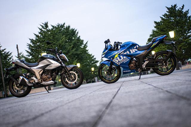 画像: 見た目が好き! バイク選びはそれも正解!