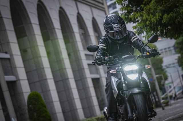 画像2: 実際のところ250ccのバイクとして『ジクサー250』はどう?