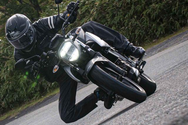 画像: スポーツバイクとしても十分なパフォーマンス