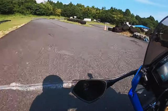 画像: ライダー目線の走行動画が『スポーツバイクを上手に走らせる』勉強として役立つのでおすすめ! - スズキのバイク!