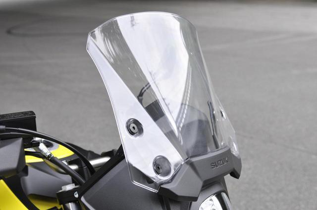 画像1: ロングツーリングも650ccバイクとは思えない快適性。スズキ『Vストローム650XT』最大の美点が見えた!【個人的スズキ最強説/SUZUKI V-Strom650 XT 試乗インプレ 高速道路編】