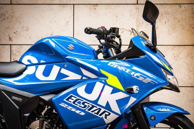 画像2: スポーツバイクだろうと、排気量がいくつだろうと『ツーリング』はしたい!