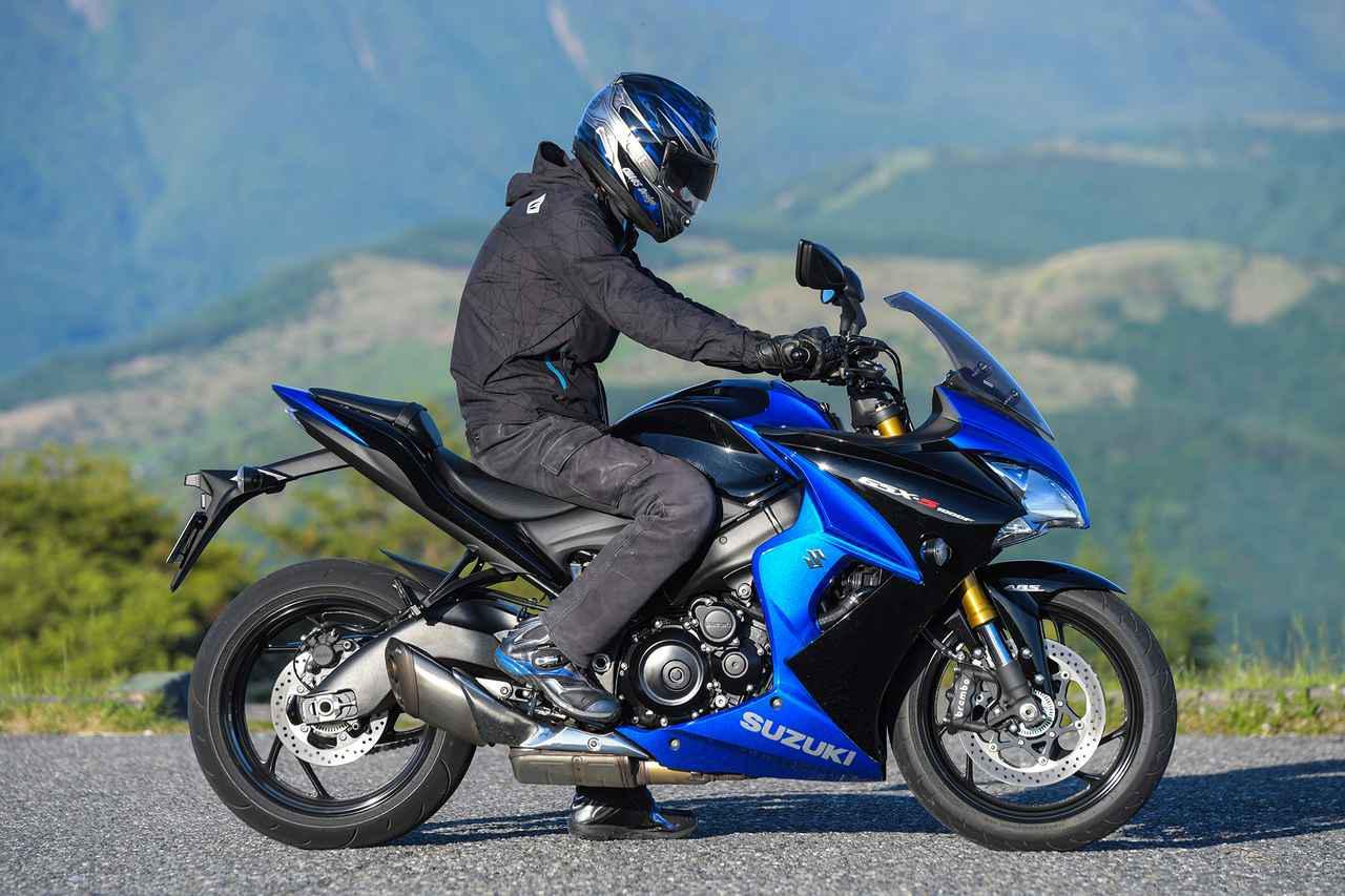 画像: 《解説》スズキの大型バイクでスポーティなツーリングバイクを求めるなら、性能もコスパも『GSX-S1000F』がおすすめ! - スズキのバイク!