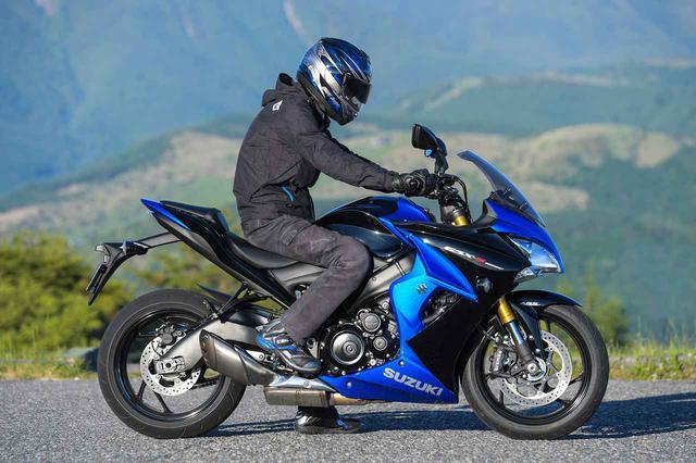 画像: 【解説】大型バイクでスポーティなツーリングバイクを求めるなら、性能もコスパも『GSX-S1000F』がおすすめ! - スズキのバイク!